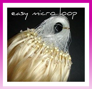 Micro Loop Hair Extensions - Pack of 25