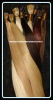 Pre Bonded Hair Extensions - 1 x pack 25